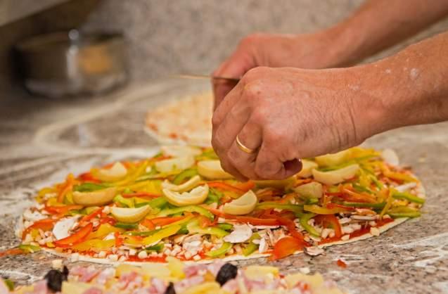services de qualite avec pizzeria