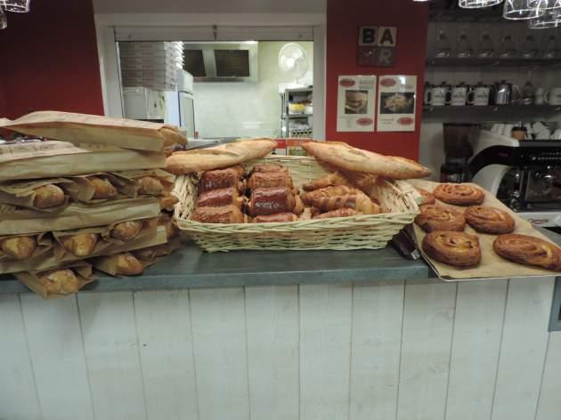 service boulangerie